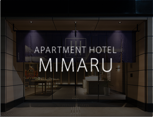 APARTMENT HOTEL MIMARU